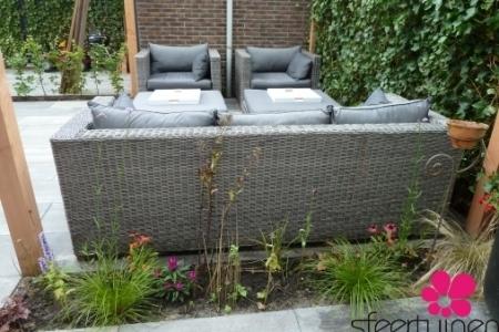 Lounge Zon Schaduw